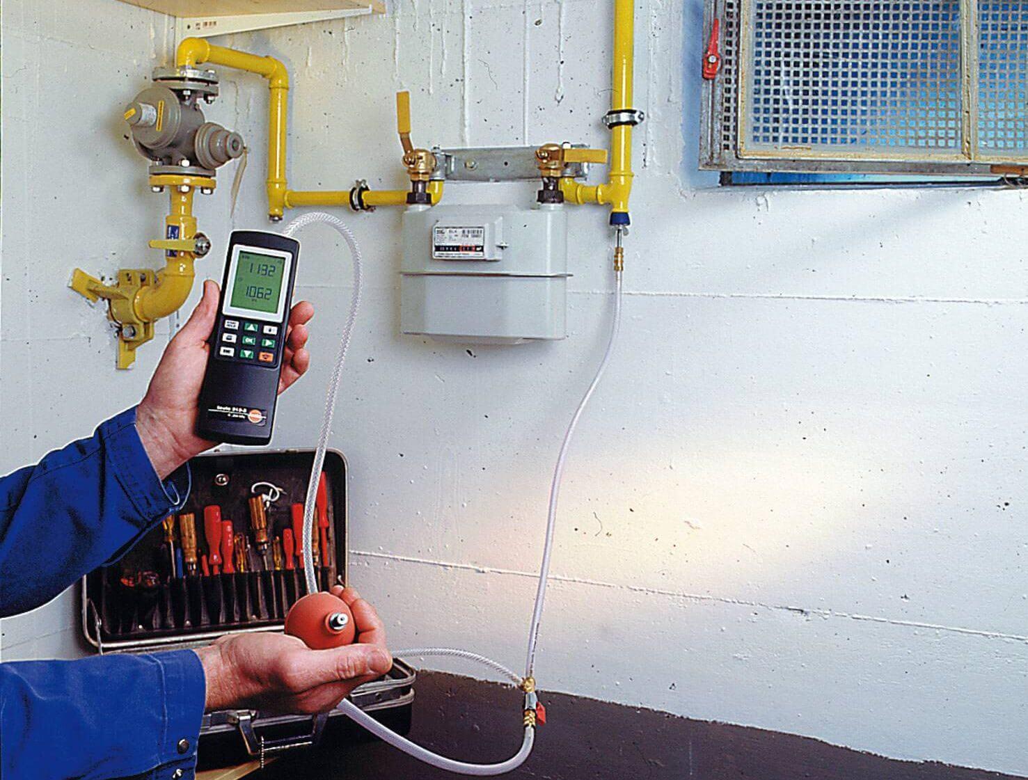 Диагностика газового оборудования в Балашихе